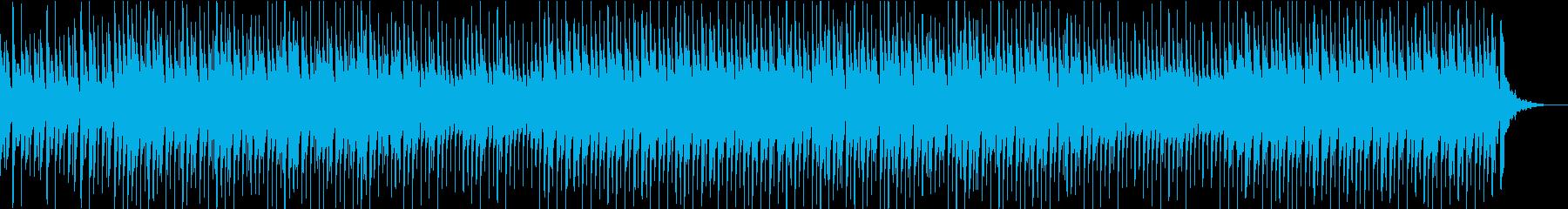 リズミカルで楽しいポップスの再生済みの波形
