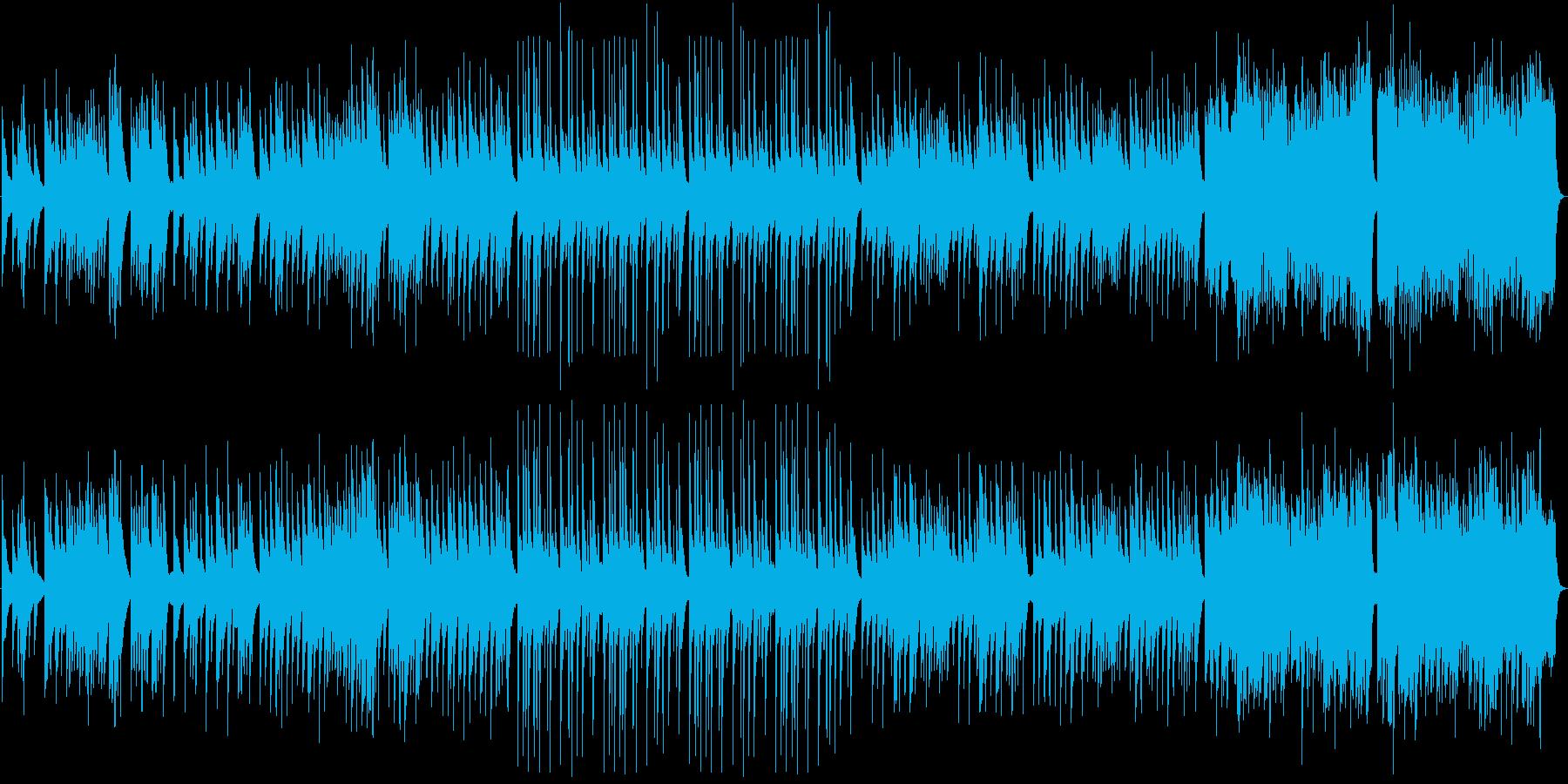 お正月の歌3曲メドレー 琴バージョンの再生済みの波形
