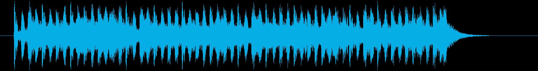 強めのドラムスがかっこいいロックの再生済みの波形