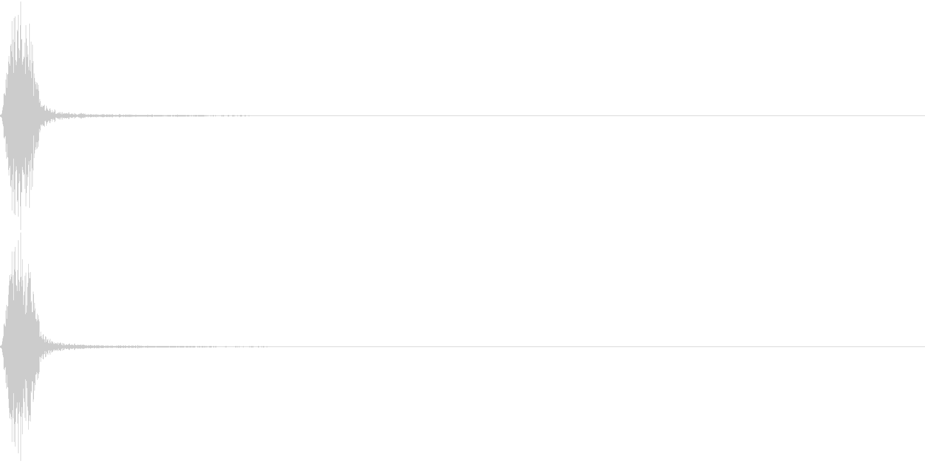 KAKUGE 格闘ゲーム戦闘音 28の未再生の波形