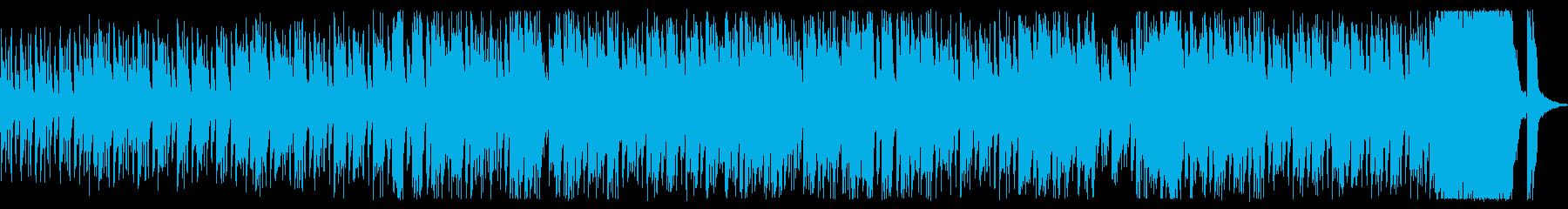 クラシックの名曲をモチーフにしたお囃子。の再生済みの波形