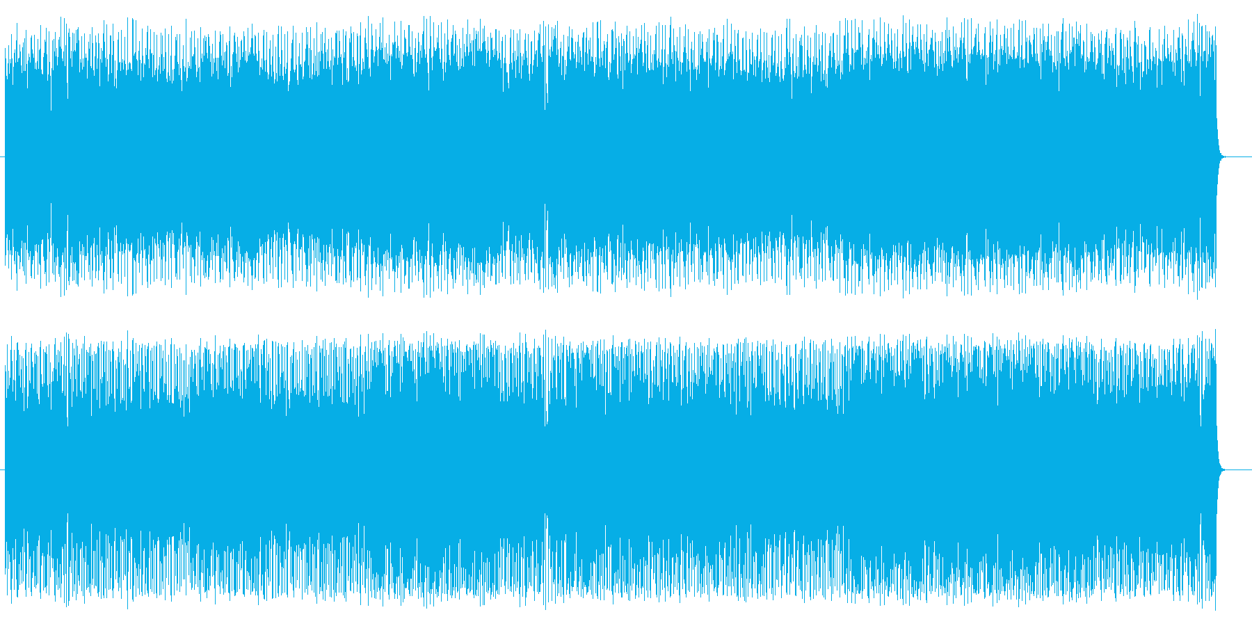 夢へと駆け出すポップ(フルサイズ)の再生済みの波形