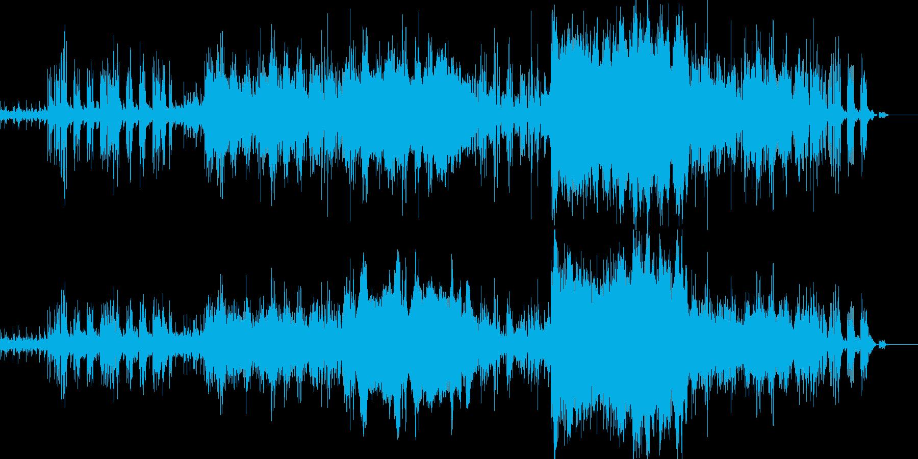 チャイコフスキー 上品なエレクトロ CMの再生済みの波形