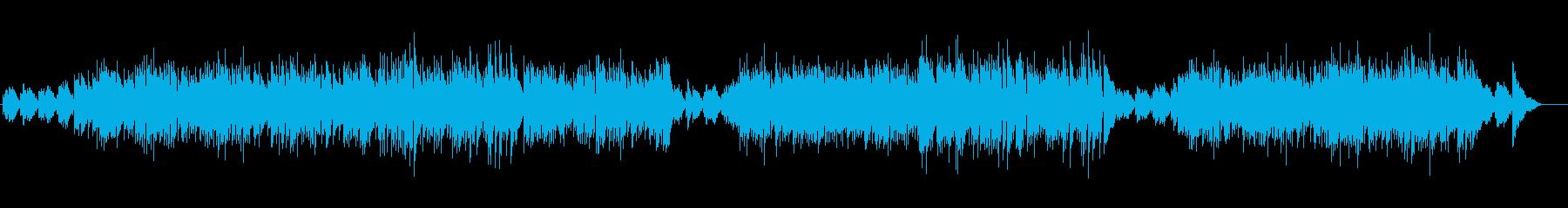 しっとりしなやかポップなピアニズムの再生済みの波形