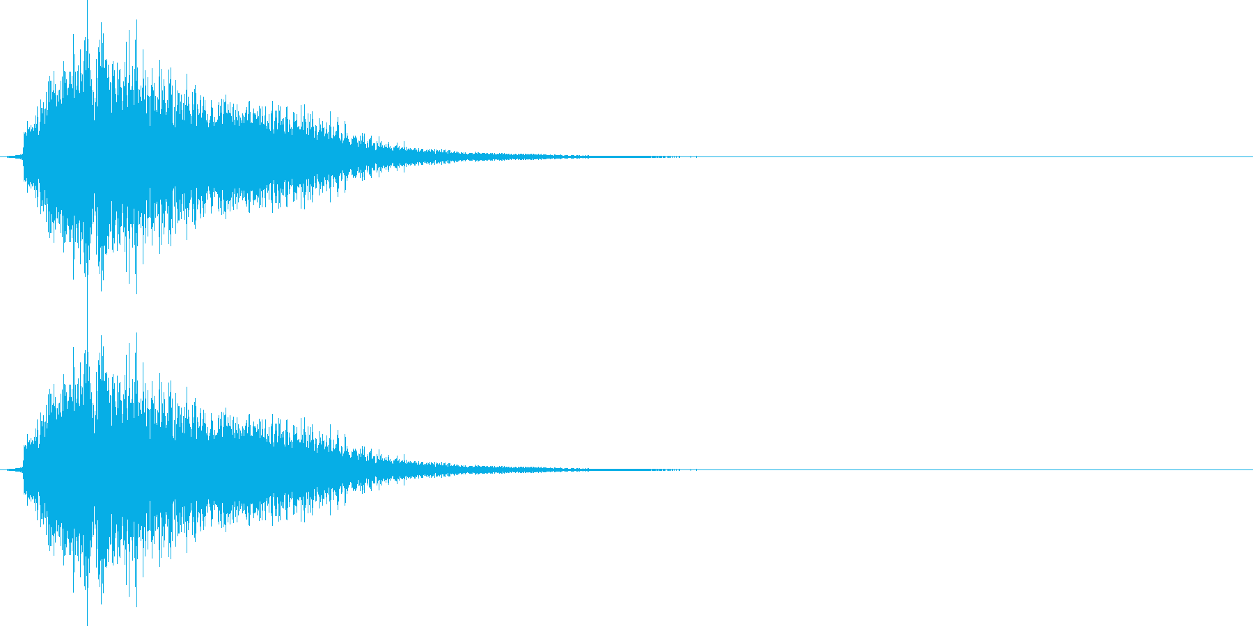 テロン(ゲーム、決定、アプリ)の再生済みの波形