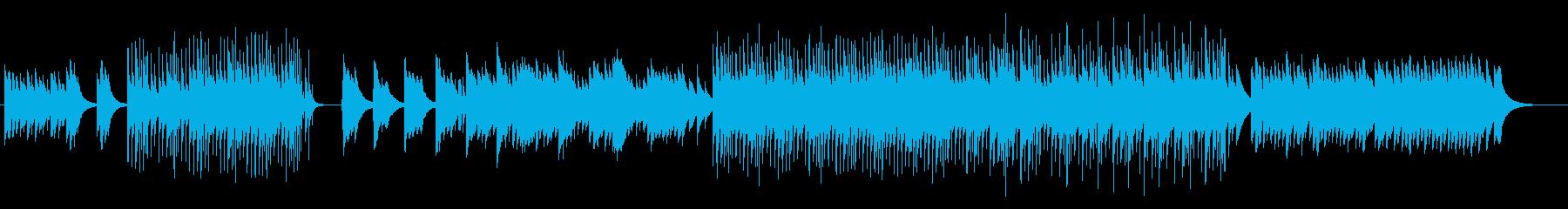 切ない雰囲気のダークゴシックの再生済みの波形