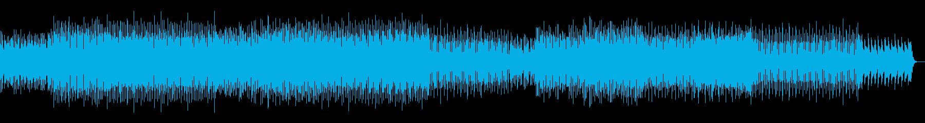 エレクトロ・EDM・テクノ・未来的の再生済みの波形