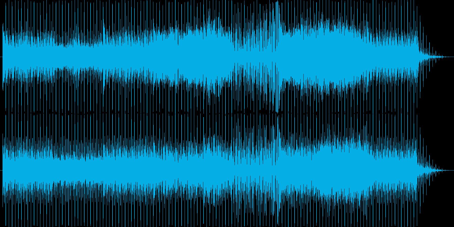 パスルゲーム用に作成しました。起伏の少…の再生済みの波形