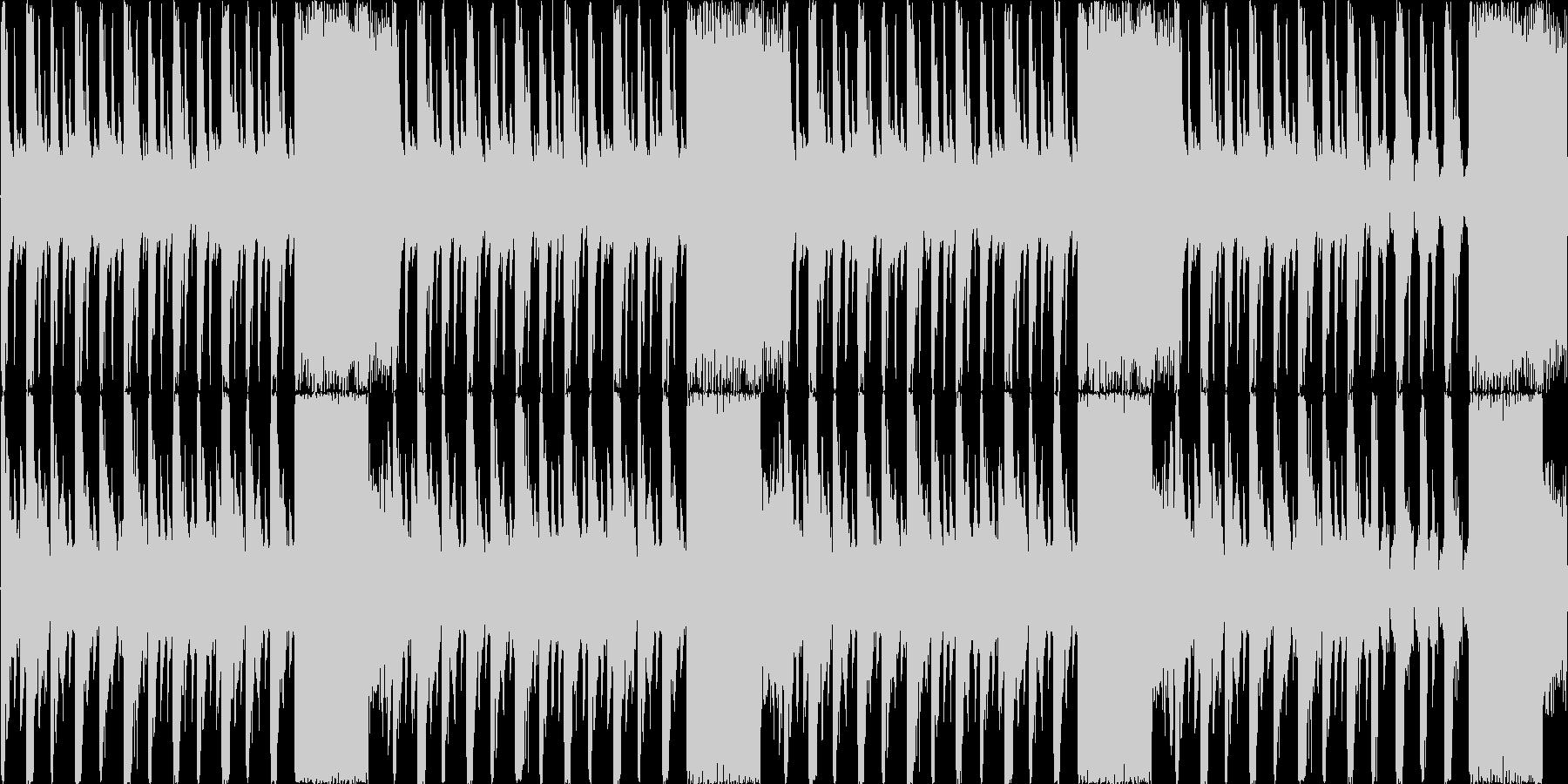 【シンセ/エレクトロニカ/TRAP】の未再生の波形