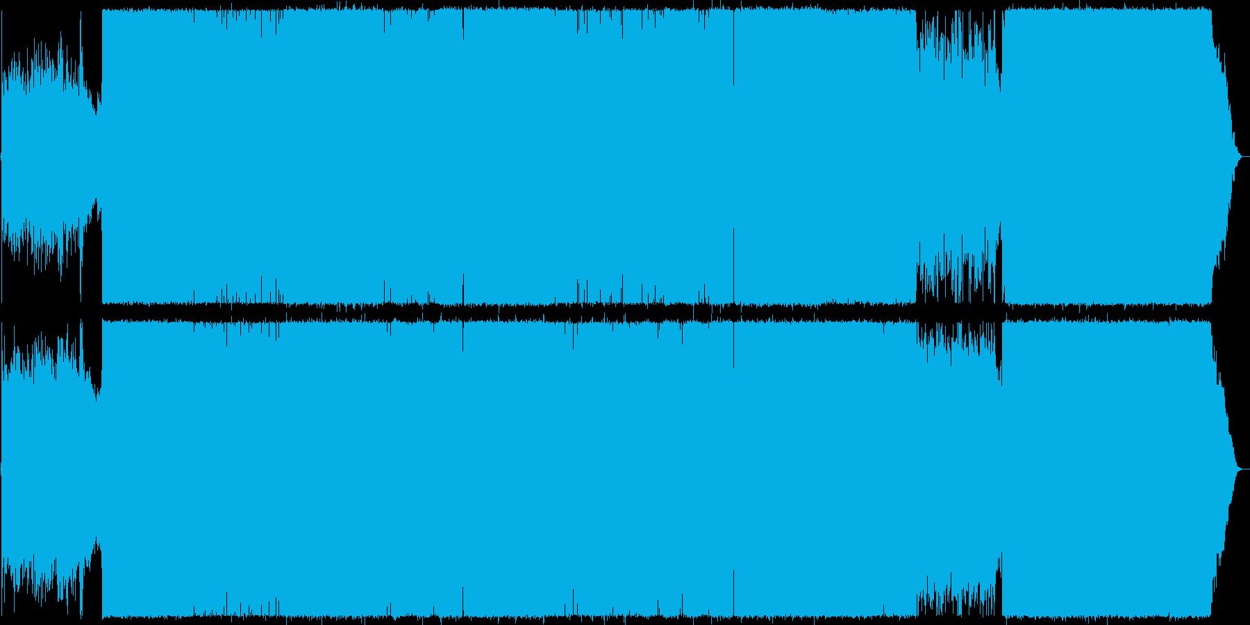 エルレ系、爽快なメロコア/ポップパンクの再生済みの波形