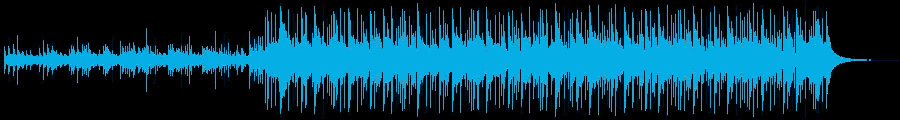 クリスマス ホリデー 鈴 リラックスの再生済みの波形