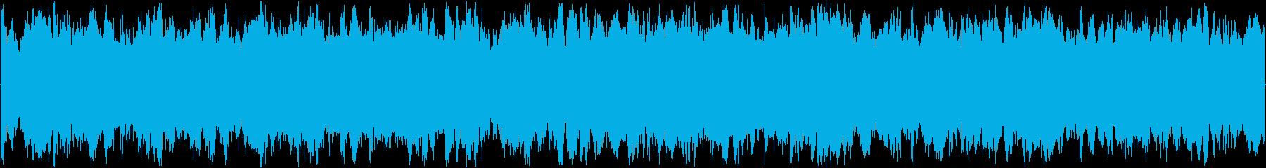 少し暗いミステリアスなBGM 様々な用…の再生済みの波形