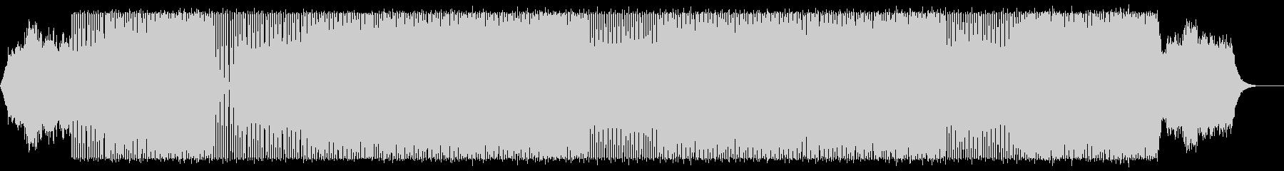 存在感有る低音、BGMに使いやすい中音域の未再生の波形