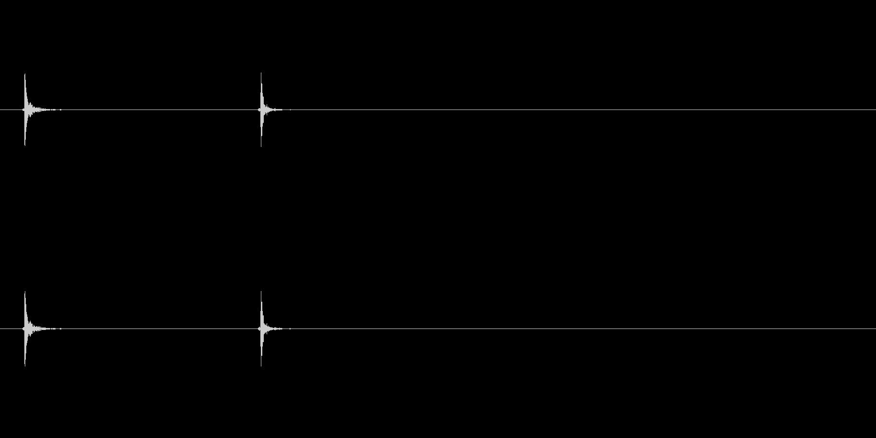 【PC マウス01-5】の未再生の波形