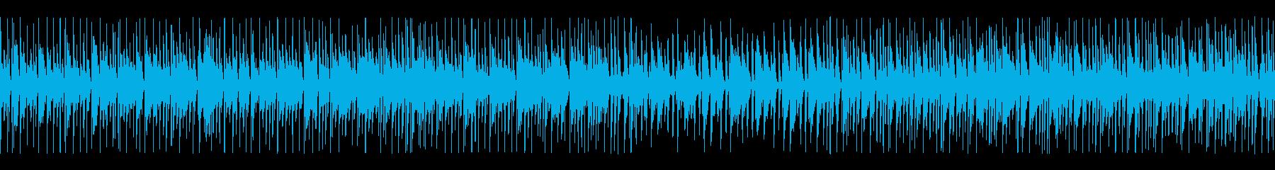 BGM009-01 テーブルゲーム、ボ…の再生済みの波形