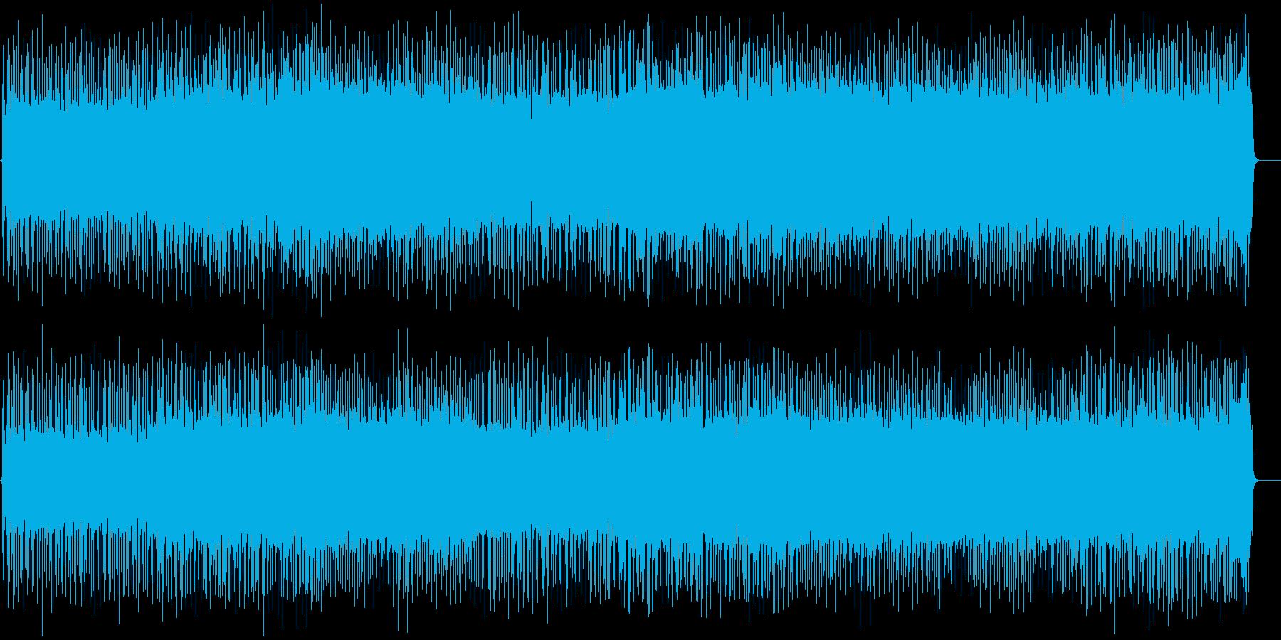 ド派手な退場曲で二次会へと盛り上がるの再生済みの波形