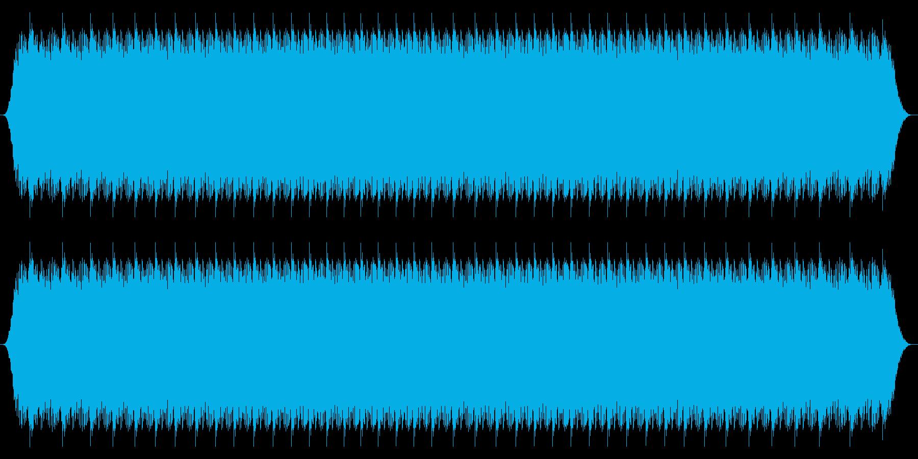 SNES レース01-01(エンジン)の再生済みの波形