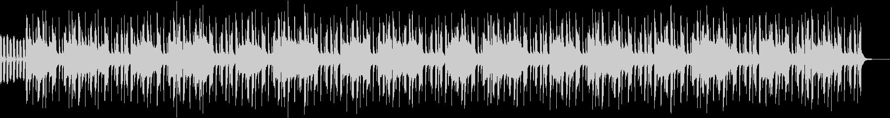 サイファービート2の未再生の波形