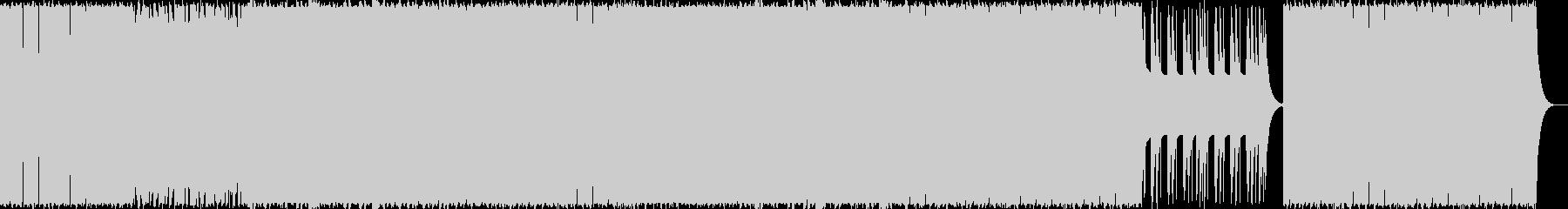 ビッグバンド/808/ブラス/ゴージャスの未再生の波形