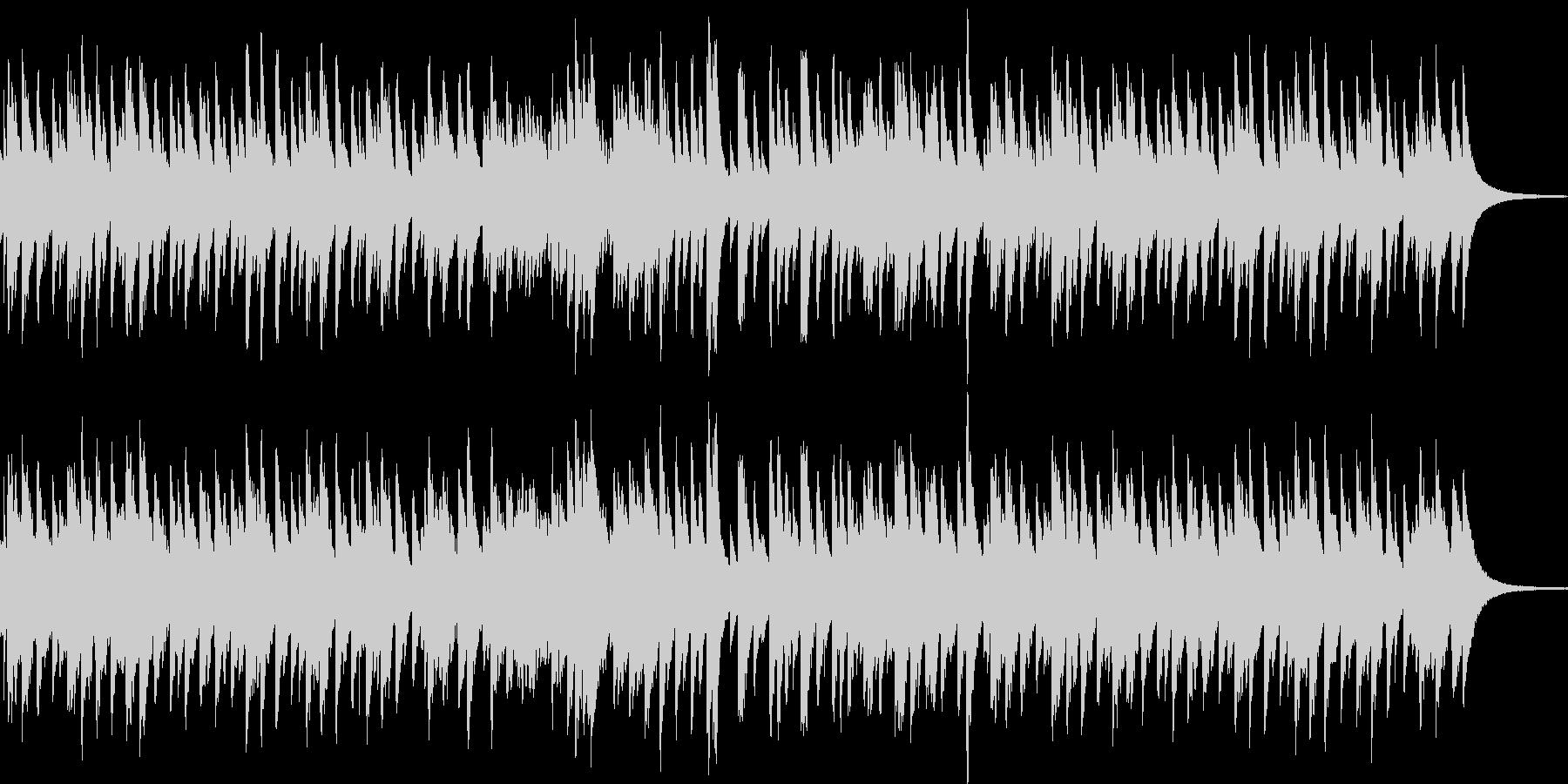ガボットゴセックの未再生の波形