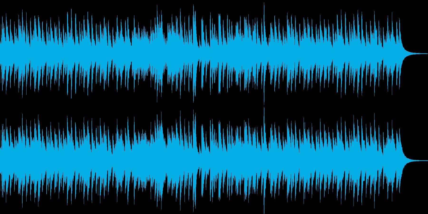 ガボットゴセックの再生済みの波形