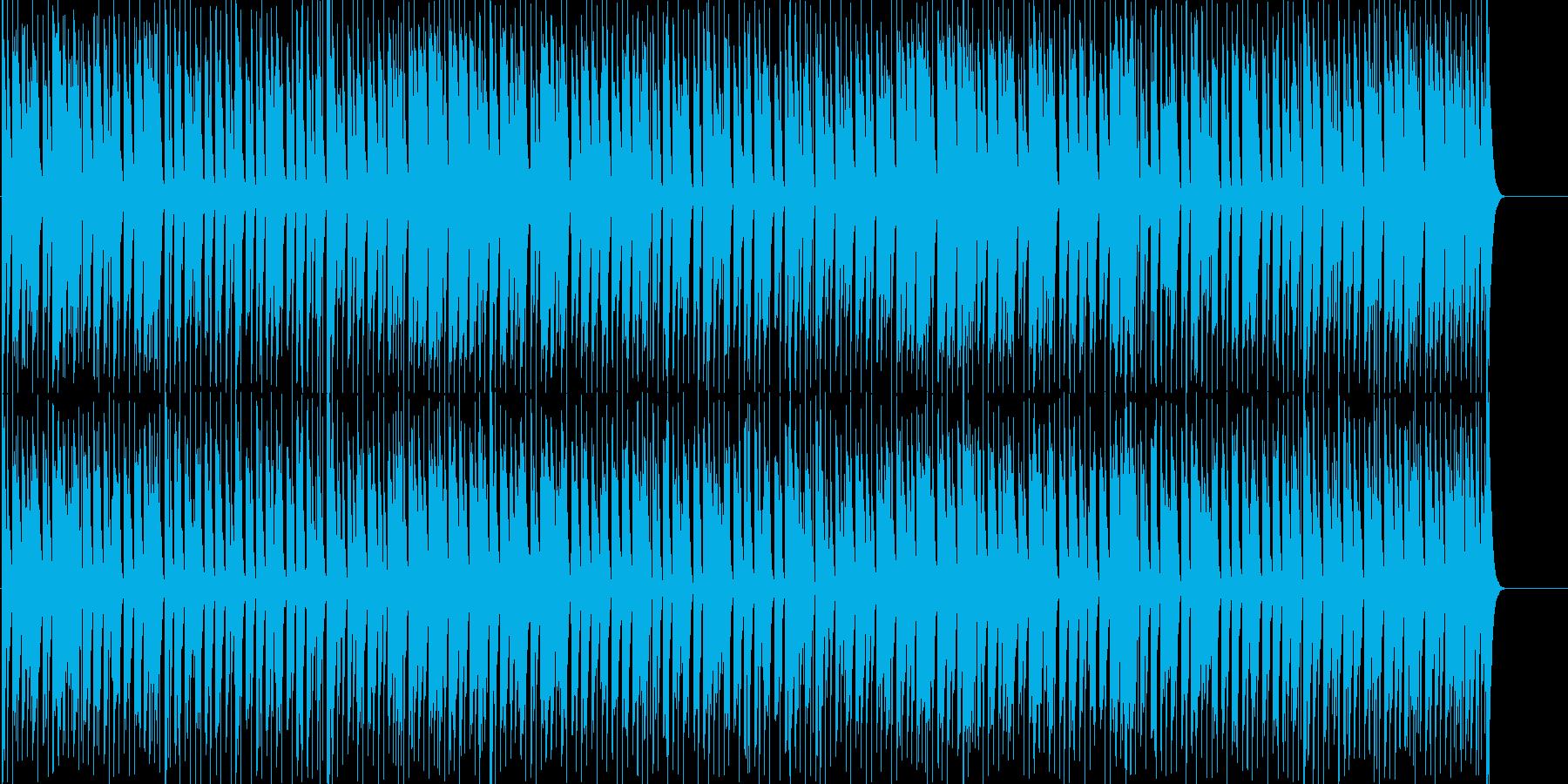 にぎやか 淡々 メルヘン 子供 コミカルの再生済みの波形