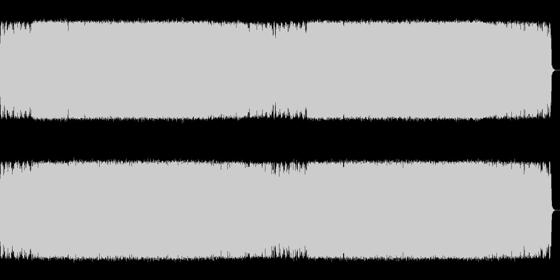 緊迫感のある電子系ボス系の曲【RPG、…の未再生の波形