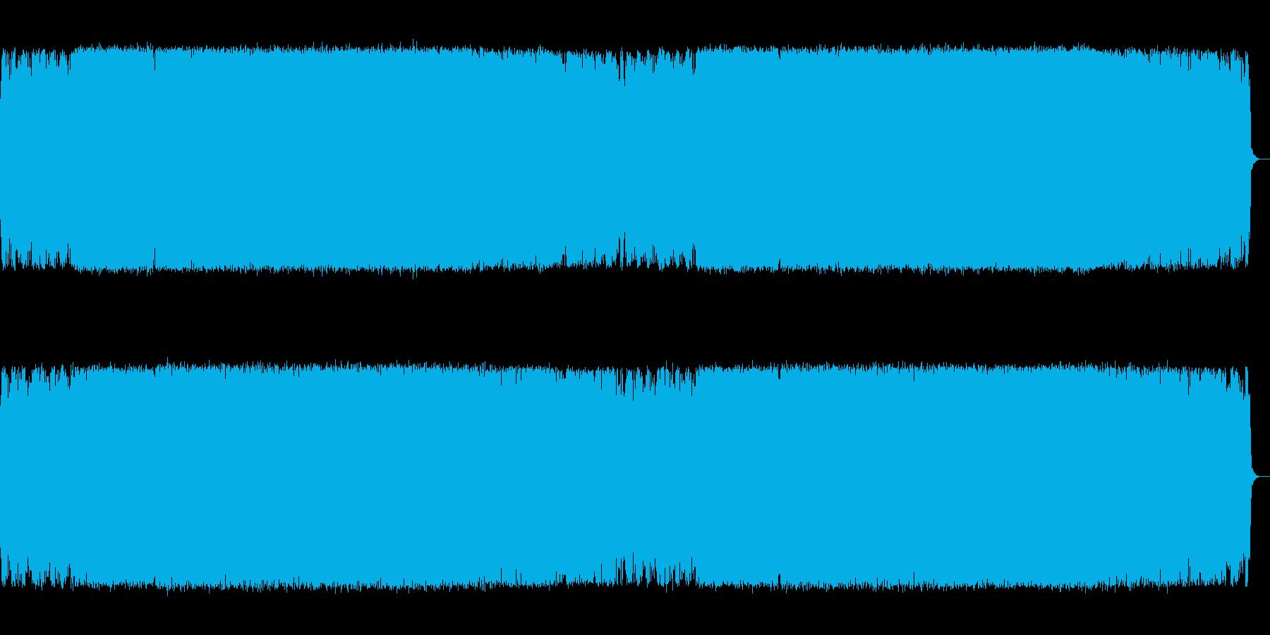 緊迫感のある電子系ボス系の曲【RPG、…の再生済みの波形