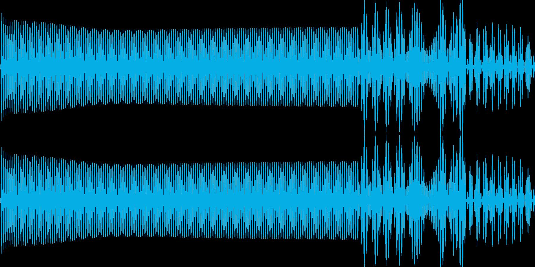ピヨッ(click_決定_02)の再生済みの波形