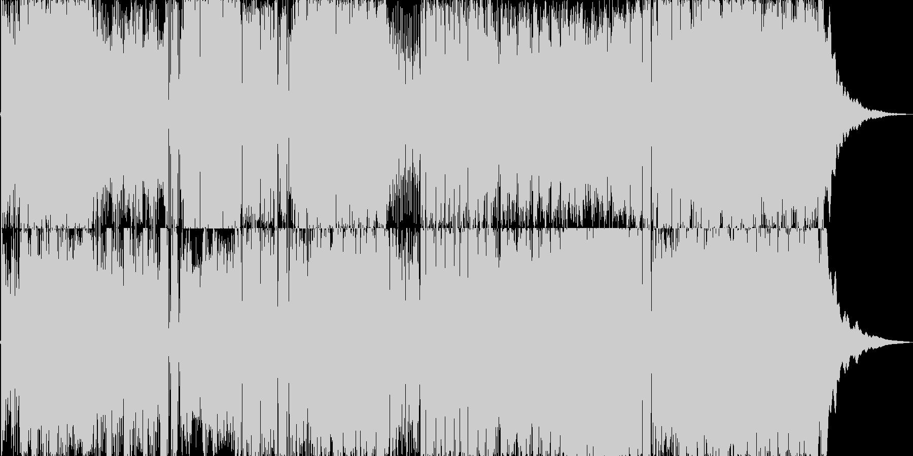 ベース楽曲でインストです。独特な低音な…の未再生の波形