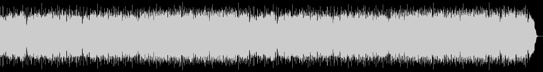 SAX演奏のゆっくりめの爽やかなボサノバの未再生の波形
