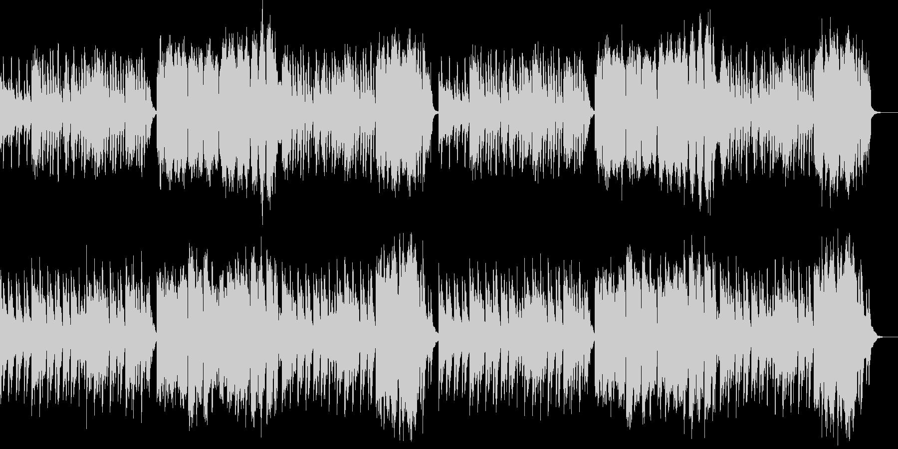 秋 10月 ハロウィン ホラー 定番の未再生の波形