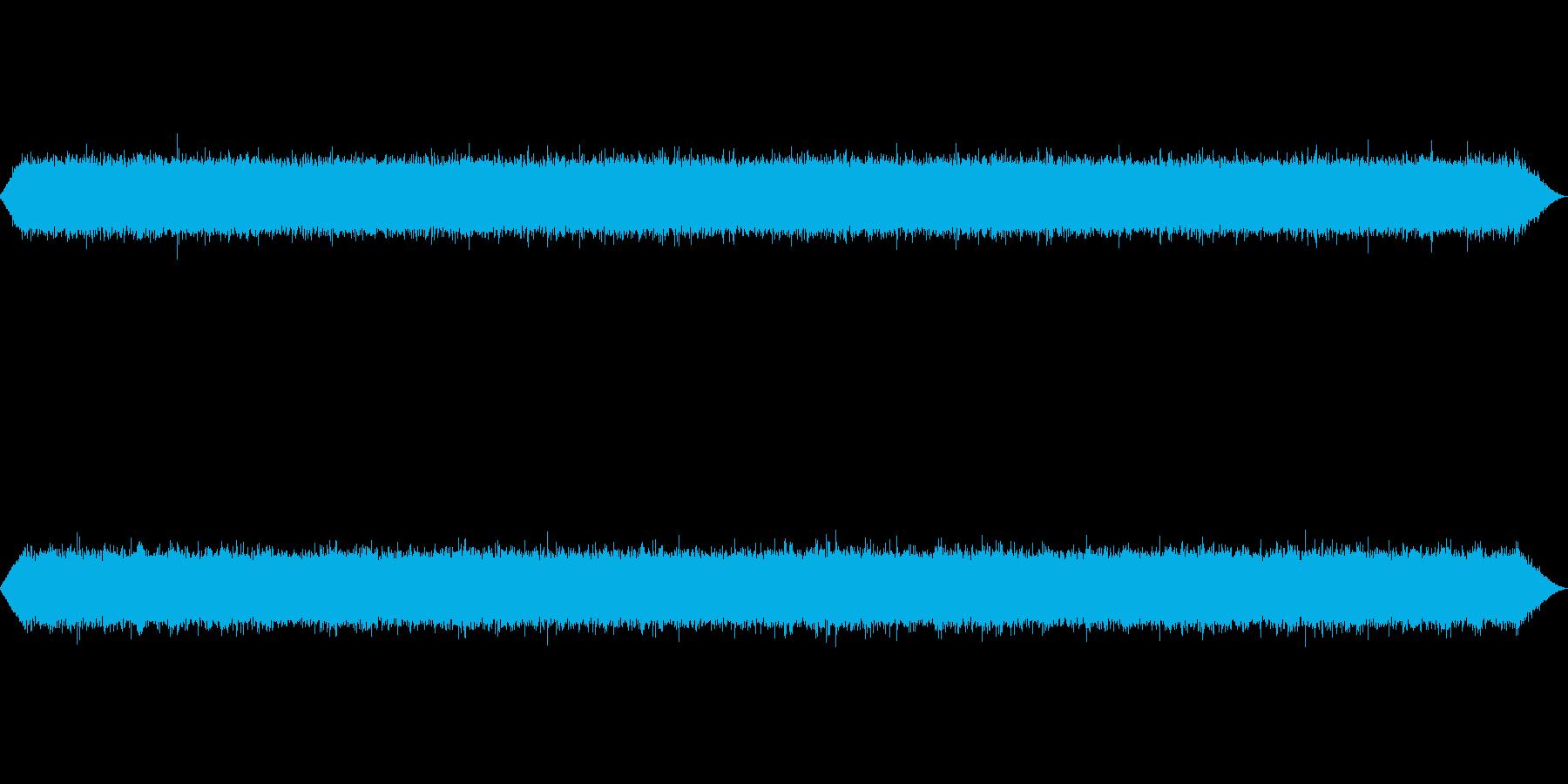 【自然音】渓流01(恵那)バイノーラルの再生済みの波形
