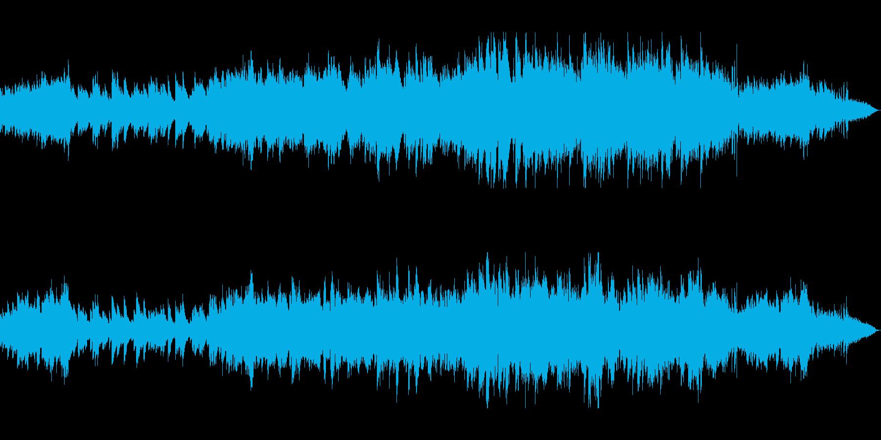 美しいピアノのメロディーが印象的の再生済みの波形