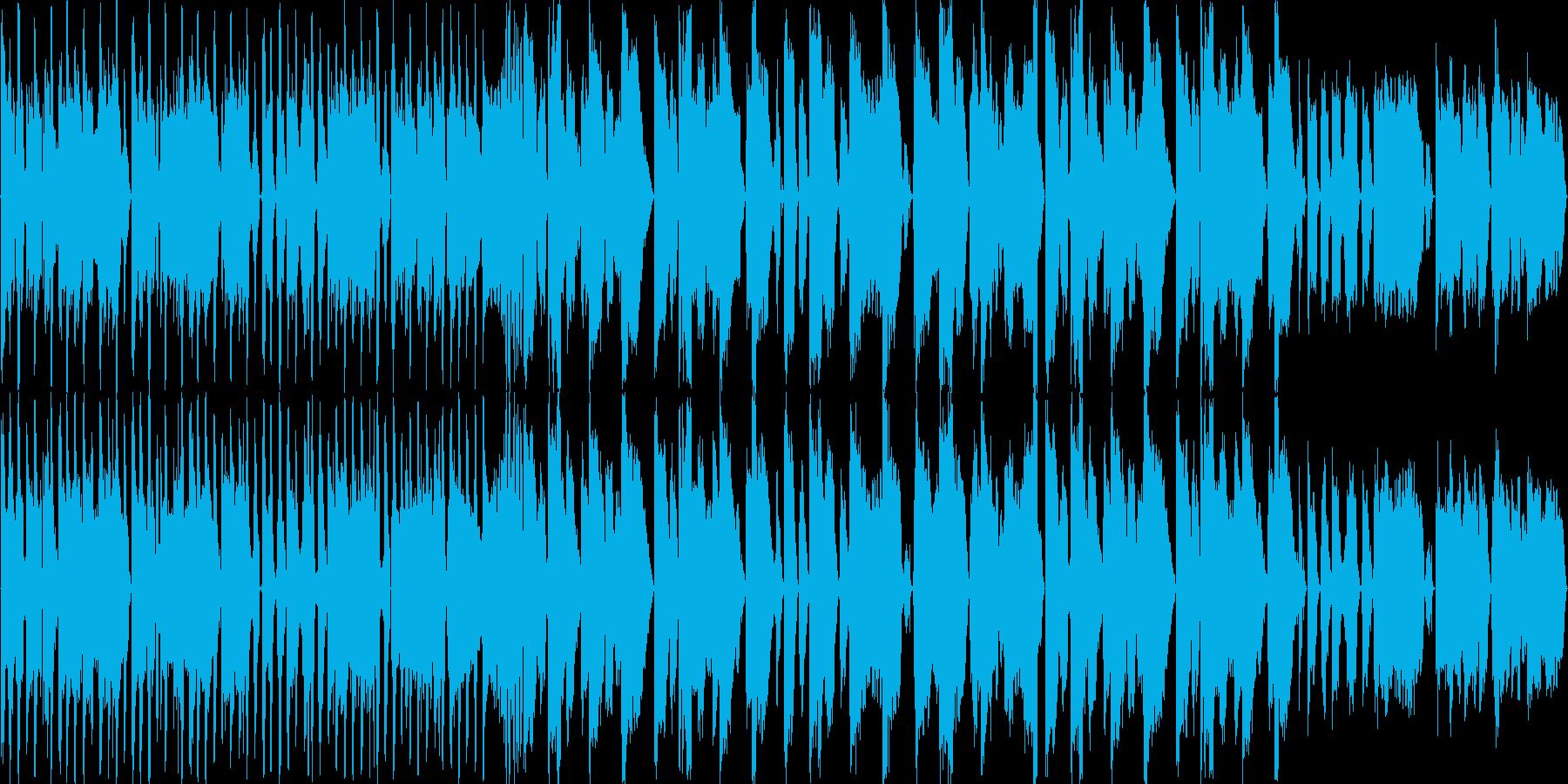 【ダブステップ/女性ヴォーカル/ダンス】の再生済みの波形