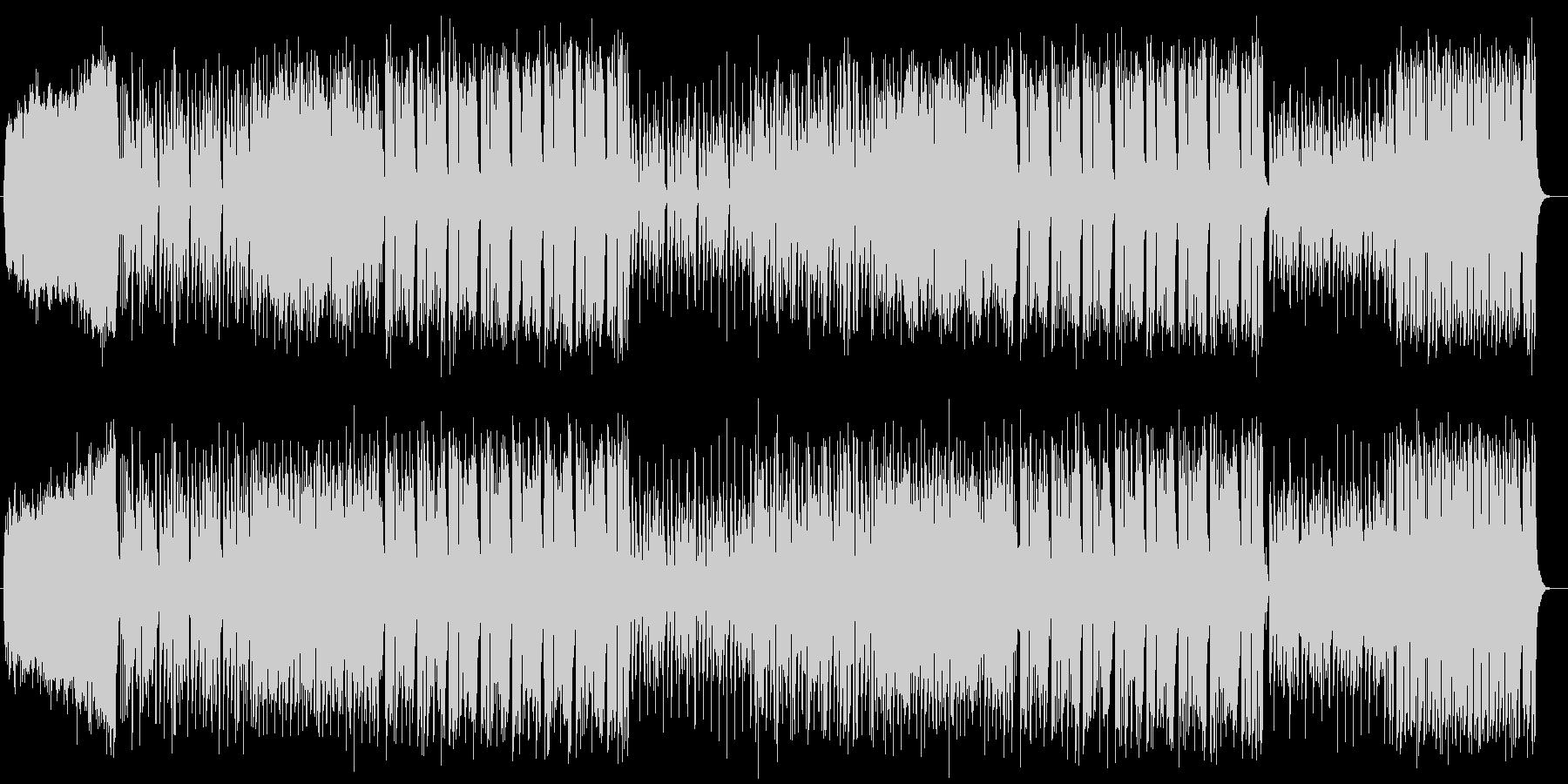 爽やかキラキラポップの未再生の波形