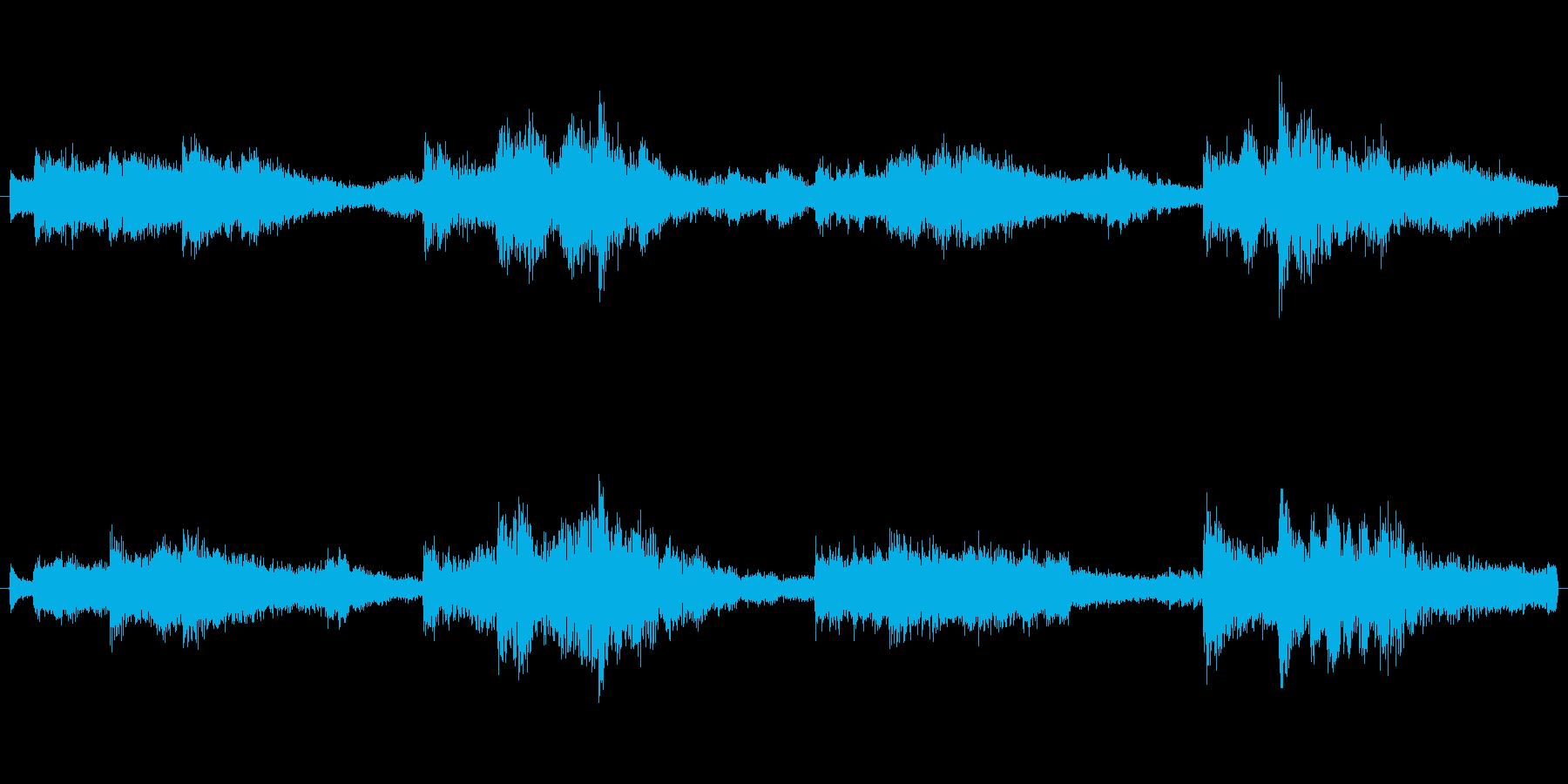 【基準量子化レベル-20dB】【ループ…の再生済みの波形