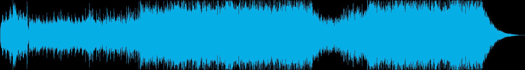 パッヘルベルのカノン ギターアレンジ版の再生済みの波形