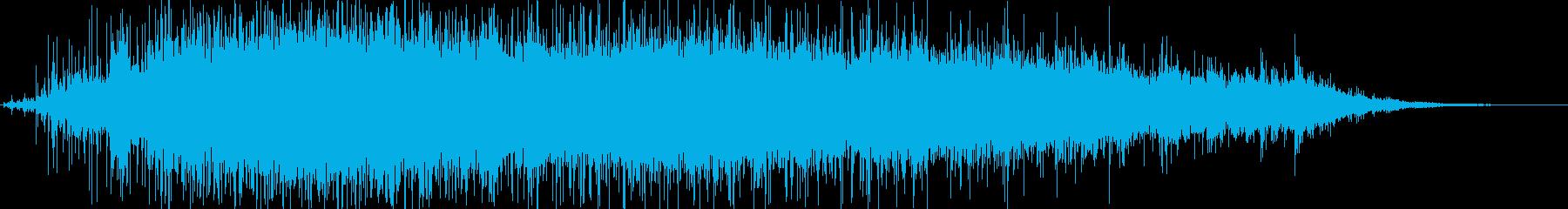 147拍手 パチパチパチ♪ホールや会場の再生済みの波形