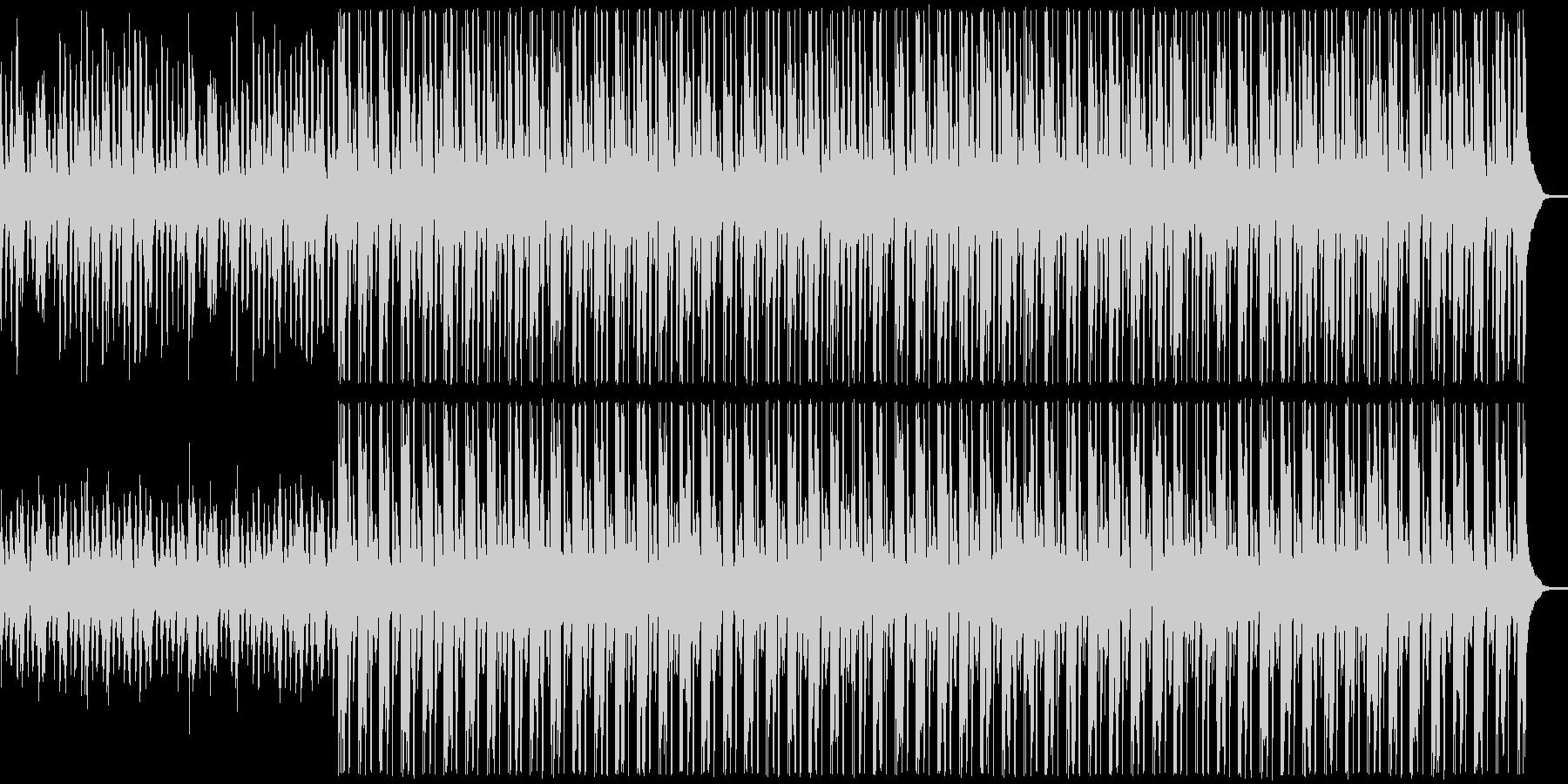 【メロディ抜き】明るく軽快なアンサンブルの未再生の波形