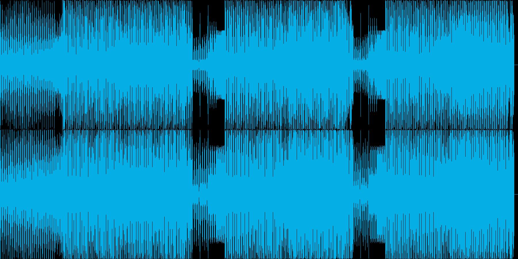 ゴキゲンなスウィングをダンスアレンジの再生済みの波形