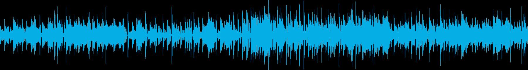 カジノミュージック (ループ仕様)の再生済みの波形