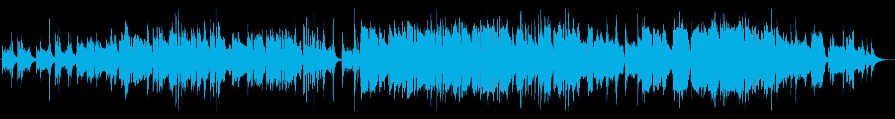 ムーディーで優雅なジャズサウンドの再生済みの波形