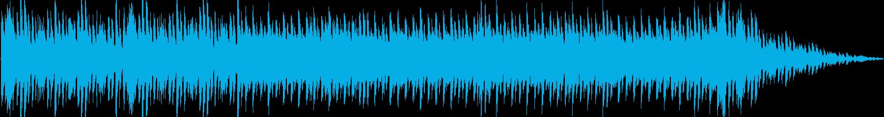 明るく、元気なイメージで、CM/ゲーム…の再生済みの波形