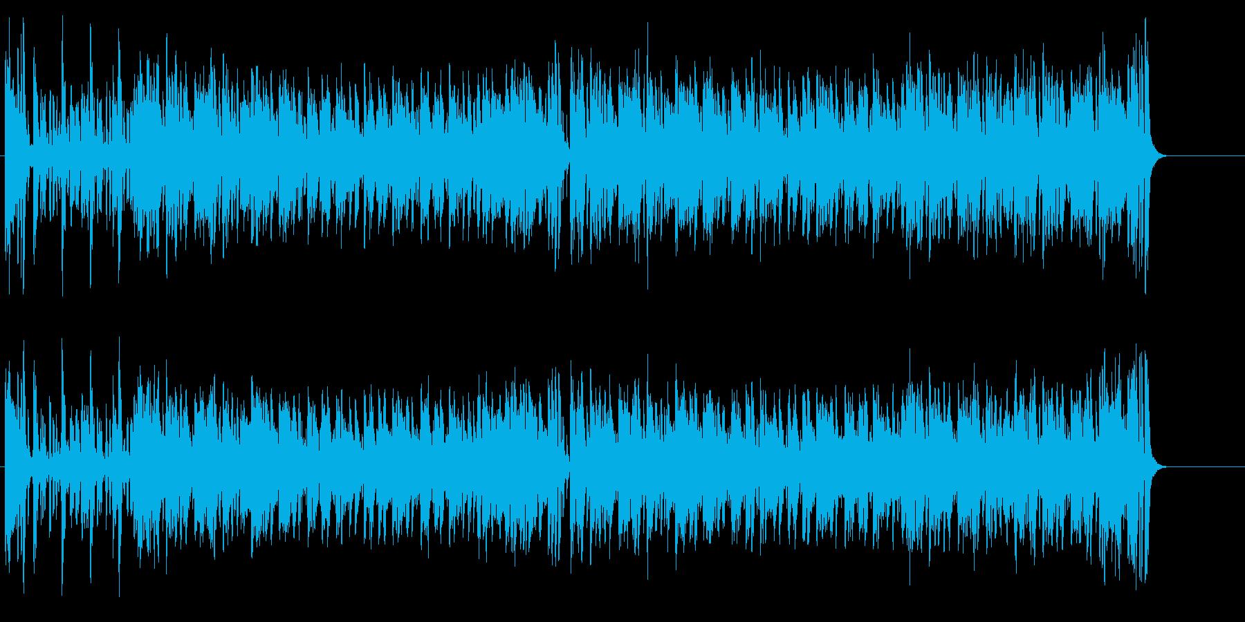 スーパー・ハッピーなラテン・ポップスの再生済みの波形