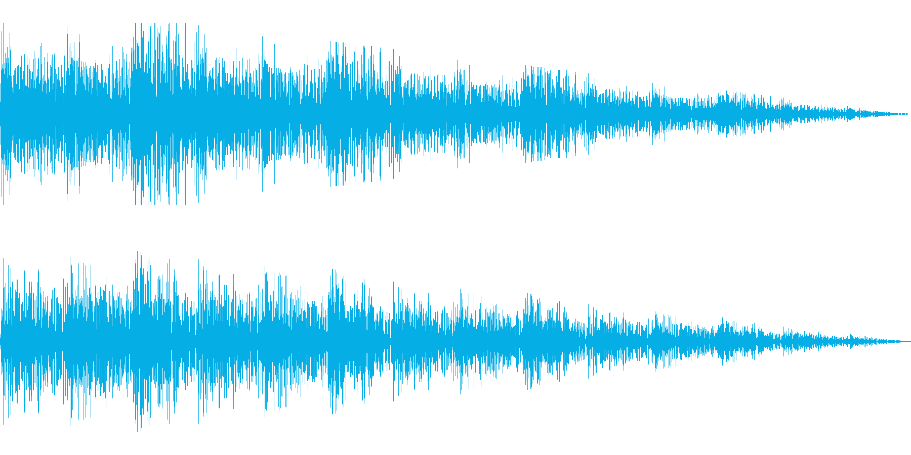 ピロロピロロ(ルーレット スロット)の再生済みの波形