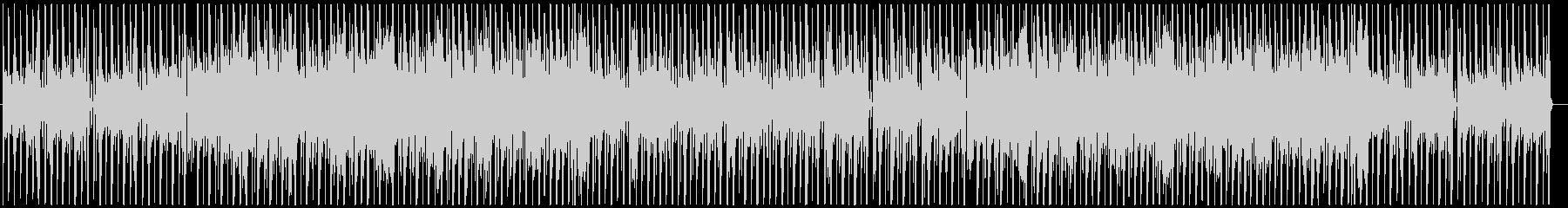 お洒落なジャズHipHop(ラジオ音無しの未再生の波形