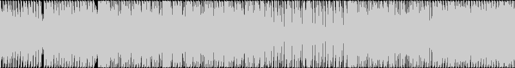 かわいいウィリアムテル序曲テクノポップの未再生の波形