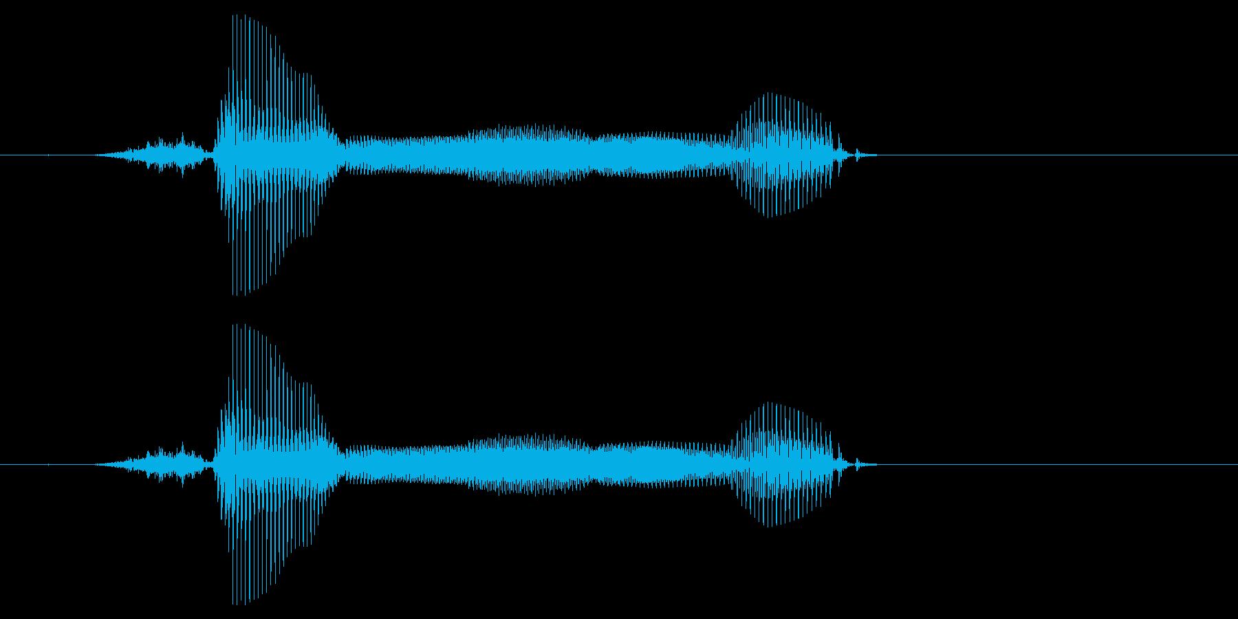 【年数】3年後の再生済みの波形