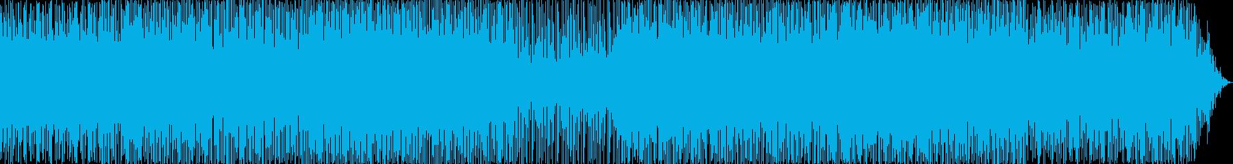 春から夏にかけてのイメージで作りました。の再生済みの波形